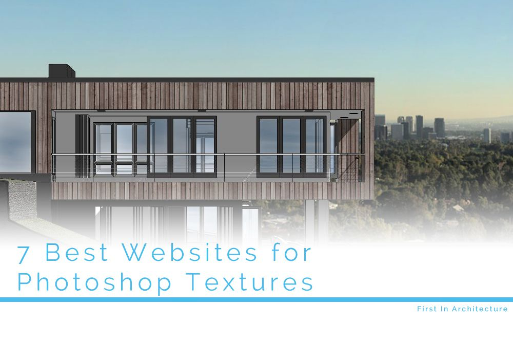 7 Best Websites For Photoshop Textures For Architects
