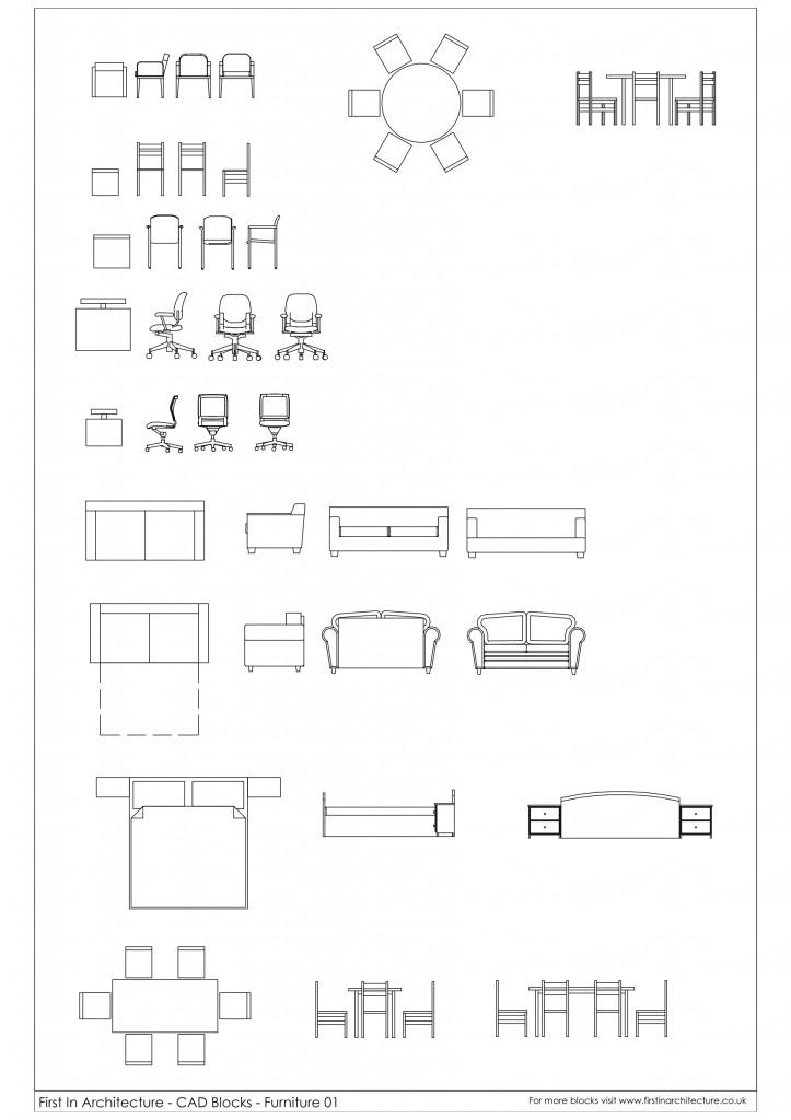 Wardrobe Plan Elevation Section : Cad blocks furniture