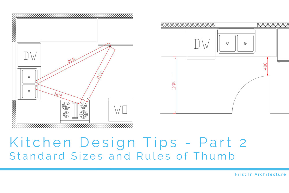 kitchen design tips part 2 first in architecture