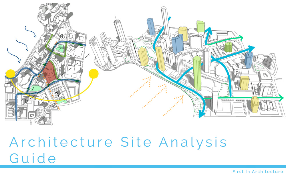 architecture site analysis guide data collection to presentation rh firstinarchitecture co uk