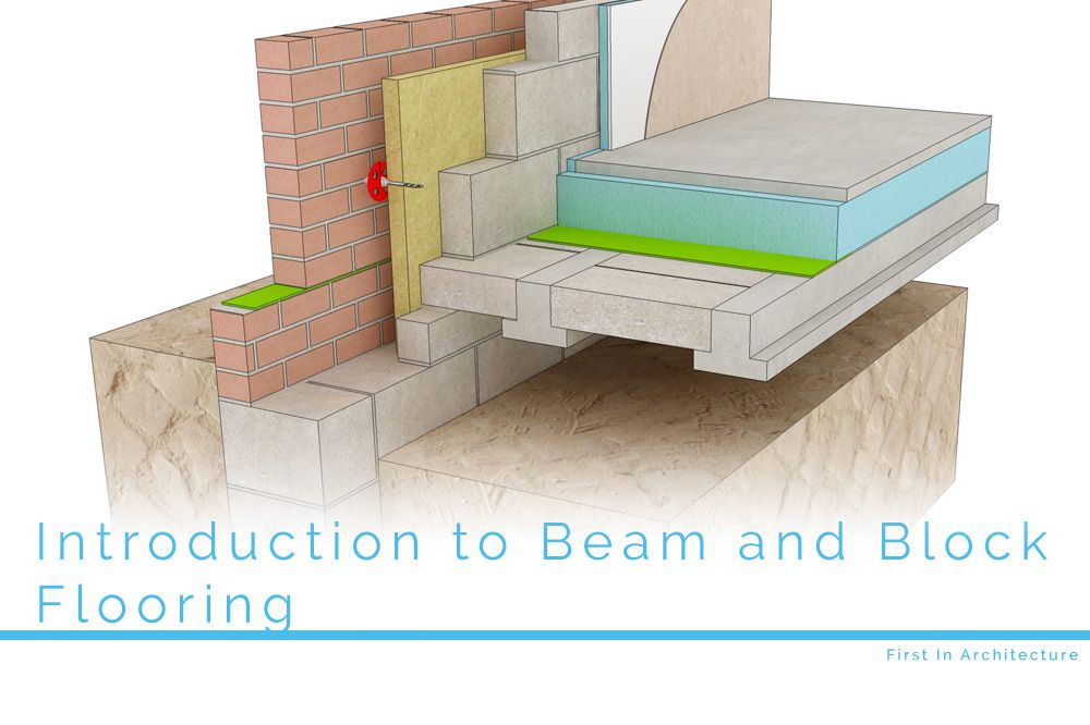 Introduction To Beam And Block Floors First In Architecture