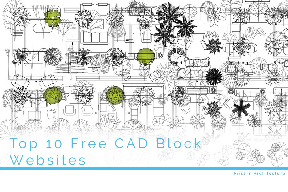 Top 10 free autocad block websites first in architecture for Architecture design websites free